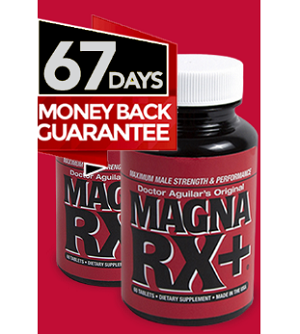 Box Opening Magna RX Male Enhancement Pills