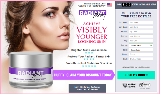 Radiant-Theory-Face-Cream