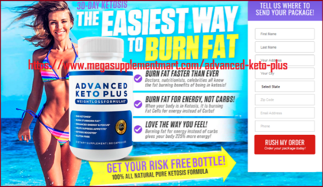 Advanced Keto Plus Pills
