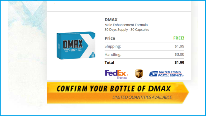 DMAX pro OFFERS