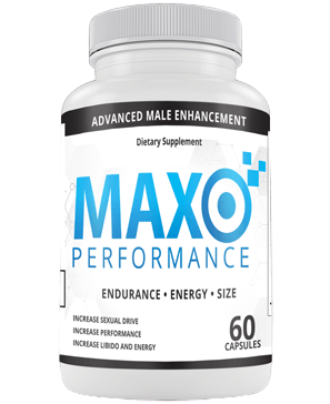 Maxo Performance Male Pills