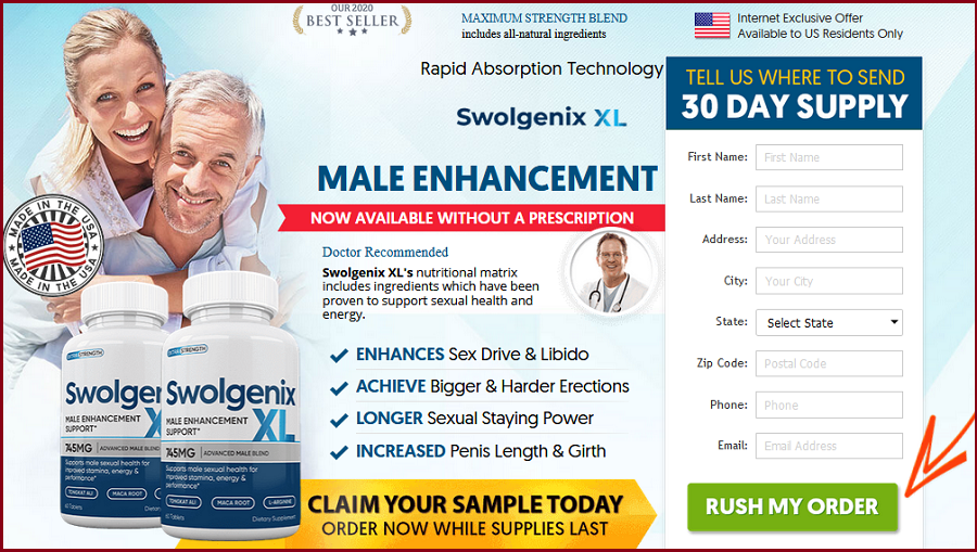SwolGenix XL Male Enhancement Pills Understanding the risk of over-the-counter