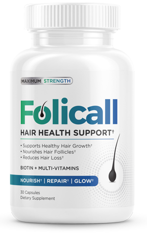 Folicall Hair Supplement