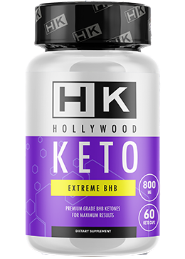 Holywood Keto Supplement