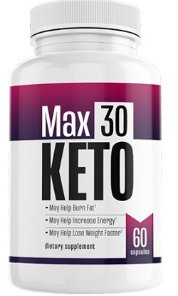 Max30 Keto - [Updated Reviews], Cost, 100% Pure & Safe, Where to Buy?