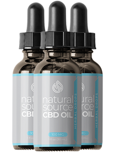 Natural Source CBD Oil