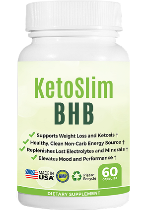 Slim Keto BHB Pills
