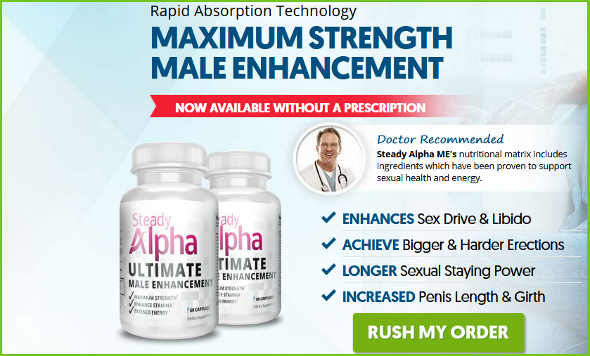 Steady Alpha Pills Benefits
