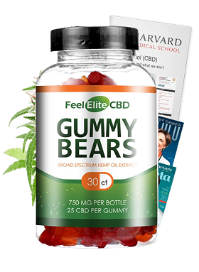 Feel Elite CBD Gummies