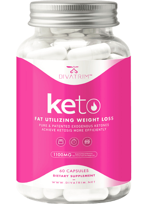 DivaTrim Keto Supplement