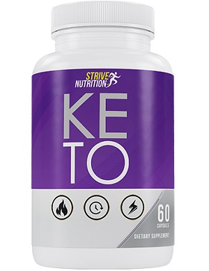 Strive Nutrition Keto